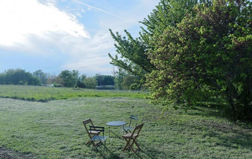 Location de vacances - Appartement à Saint-Dyé-sur-Loire
