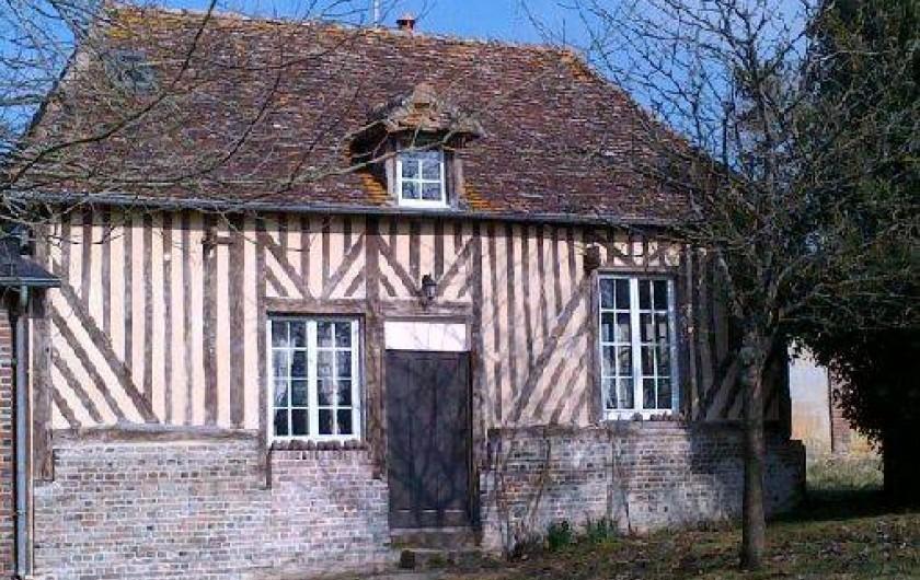 Location de vacances - Château - Manoir à Le Mesnil-Durand