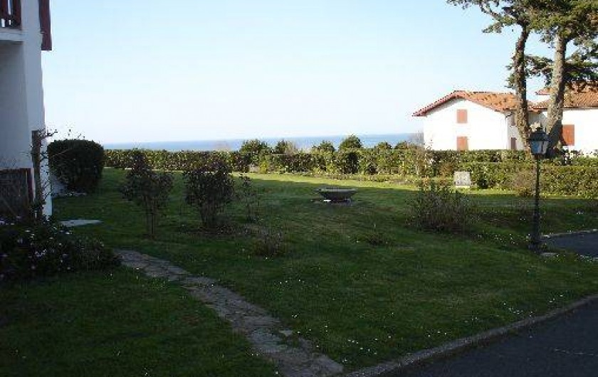 Location de vacances - Studio à Guéthary