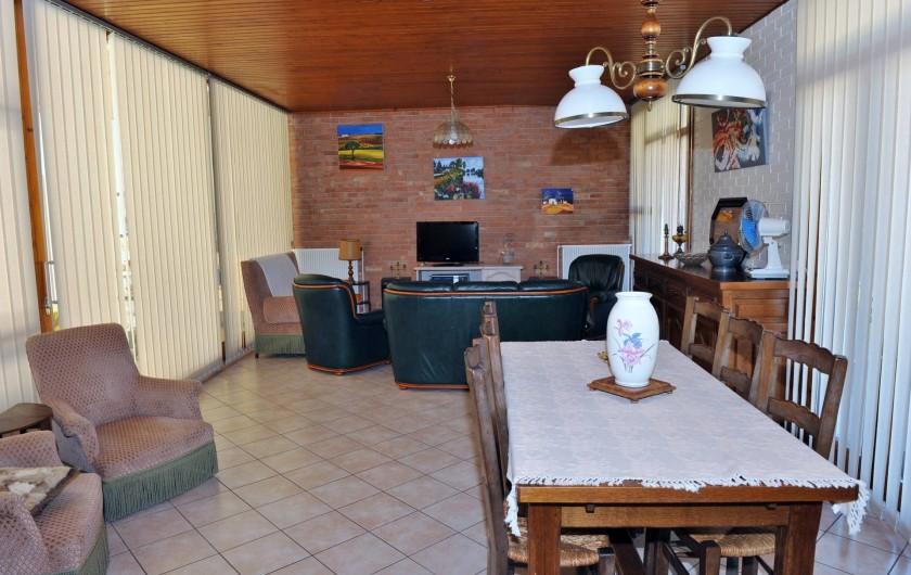 Location de vacances - Villa à Eymet - La Salle à Manger et  Salon
