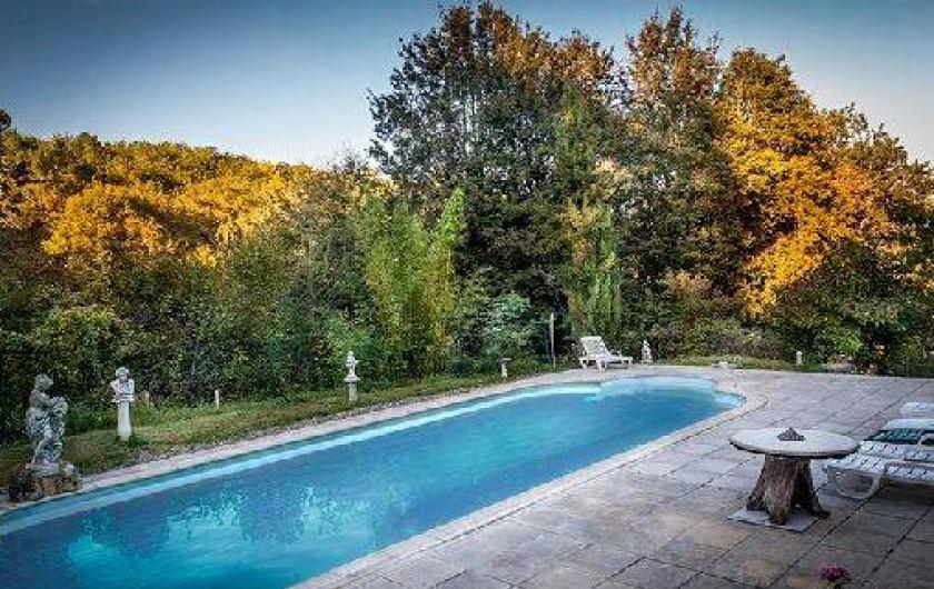 Location de vacances - Gîte à Saint-André-d'Allas