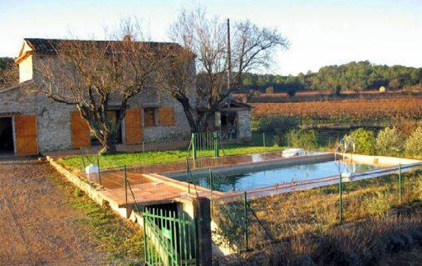 Location de vacances - Maison - Villa à Carcès