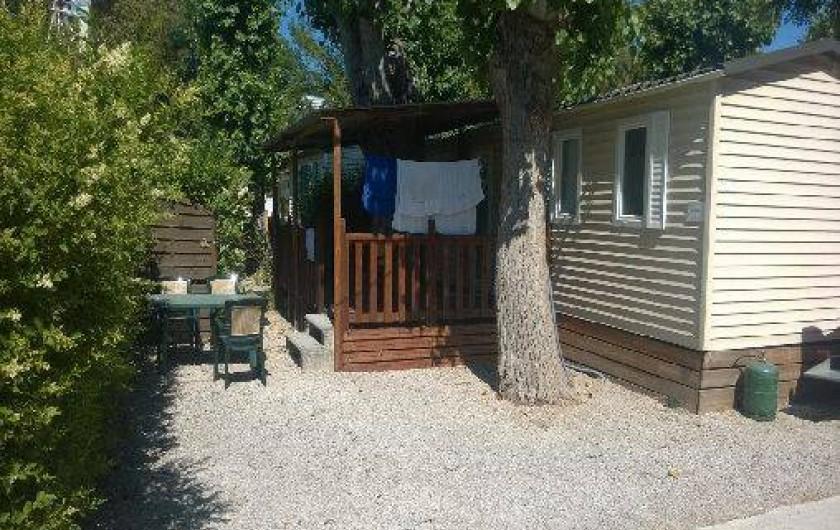 Location de vacances - Camping à Antibes