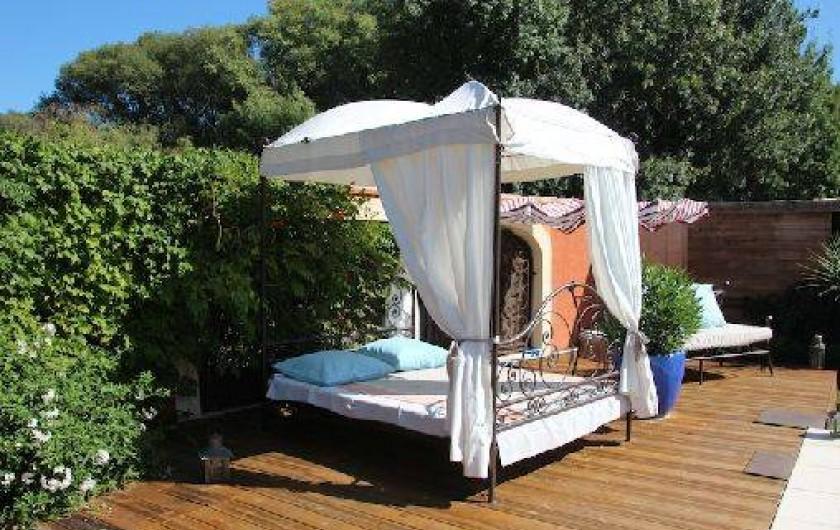 Location de vacances - Chambre d'hôtes à Lavérune