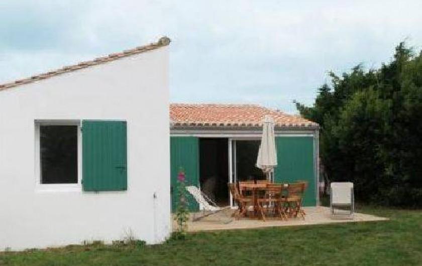 Location de vacances - Maison - Villa à Saint-Clément-des-Baleines