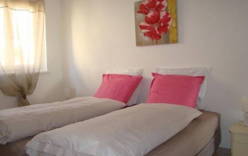 Location de vacances - Gîte à Kintzheim - Chambre 2