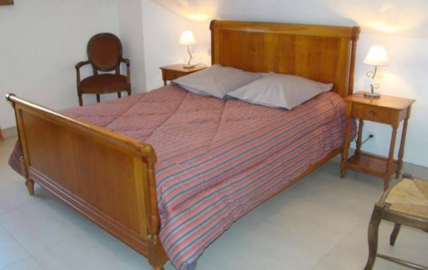 Location de vacances - Gîte à Kintzheim - Chambre 3