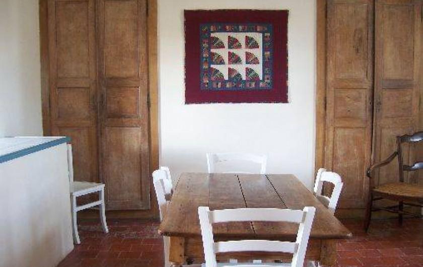 Location de vacances - Gîte à Écuélin