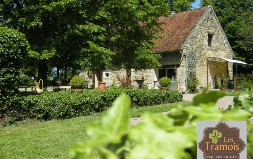 Location de vacances - Gîte à Donzy - Maison gîte
