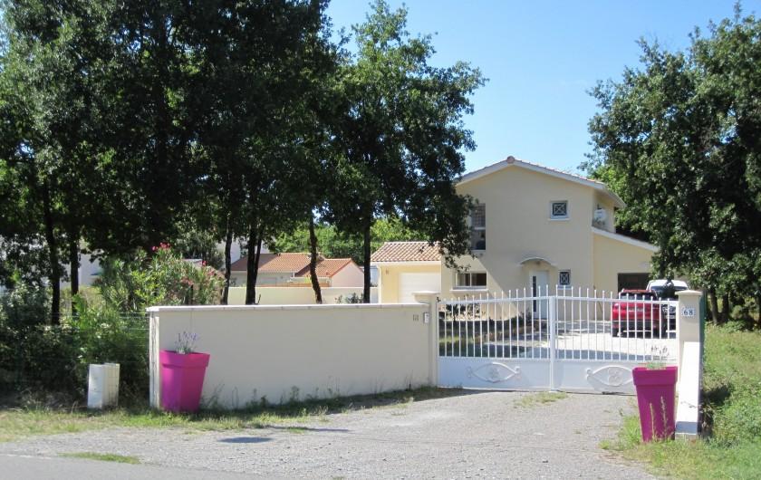 Location de vacances - Chambre d'hôtes à Soulac-sur-Mer - Soulac'Ouette - 3 chambres d'hôtes à Soulac sur Mer, Gironde - France
