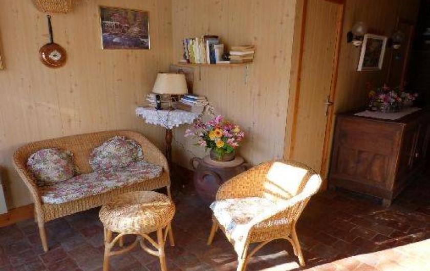 Location de vacances - Gîte à Oisy