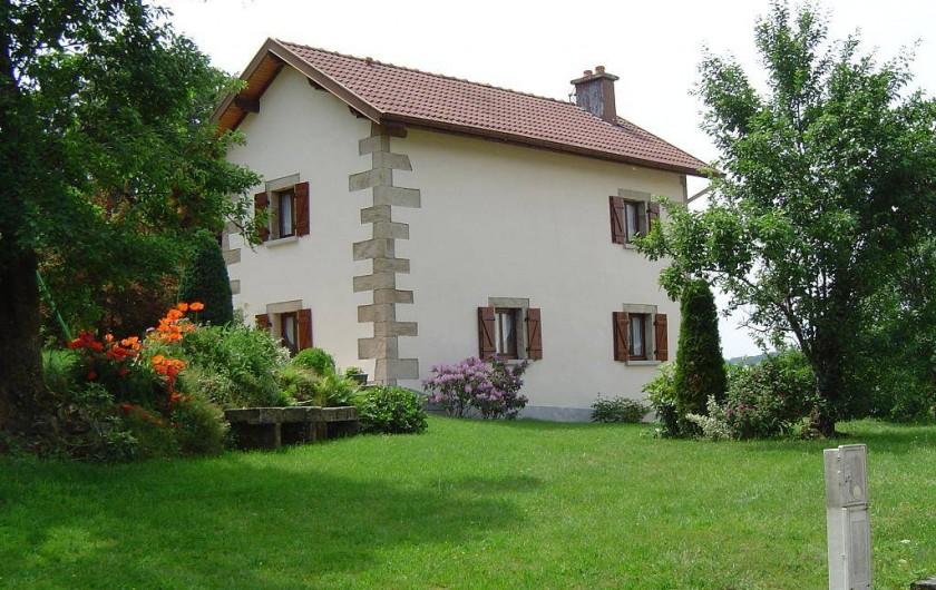 Location de vacances - Maison - Villa à Le Val-d'Ajol