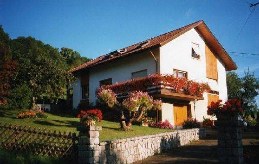 Location de vacances - Gîte à Sondernach - Maison