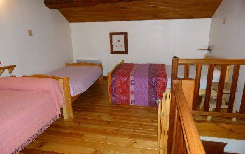 Location de vacances - Gîte à Orlu