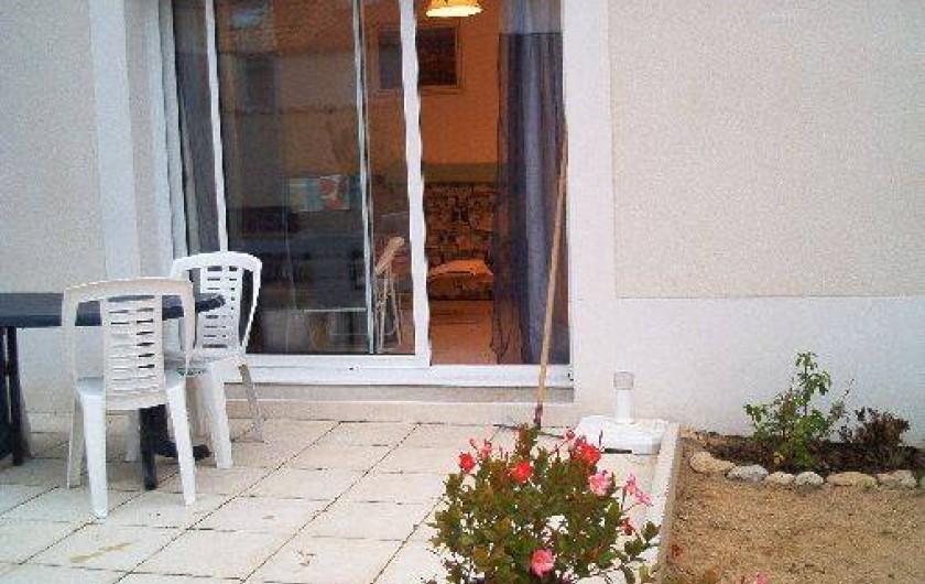 Location de vacances - Villa à La Tranche-sur-Mer
