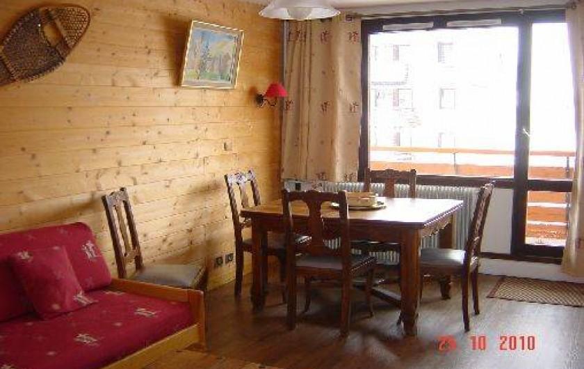 Appartement 48m2 à Val d'isère avec garage - Savoie