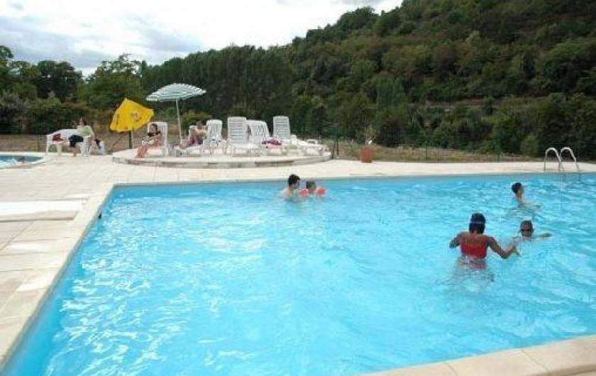 Location de vacances - Maison - Villa à Saint-Geniez-d'Olt