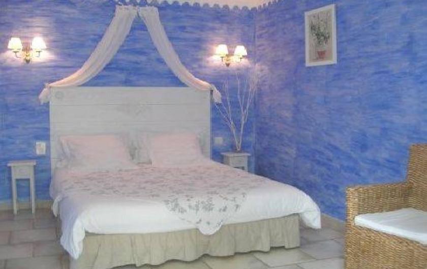 Location de vacances - Chambre d'hôtes à Lacoste