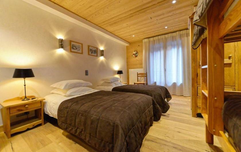 Location de vacances - Appartement à Morzine - Chambre 2