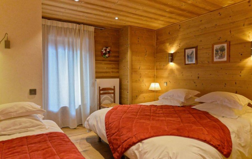 Location de vacances - Appartement à Morzine - Chambre 1