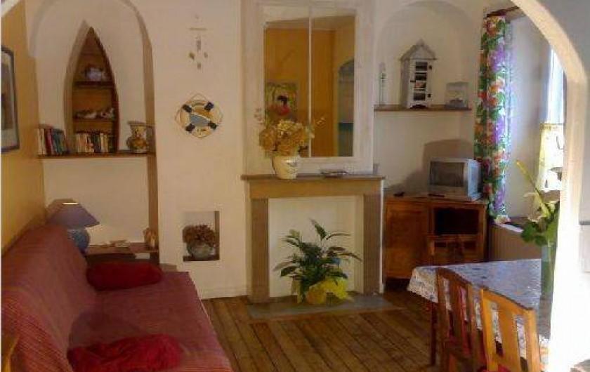 Location de vacances - Appartement à Le Portel