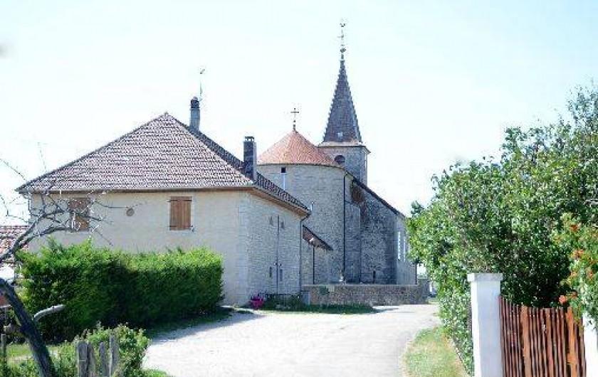 Location de vacances - Gîte à Mont-sur-Monnet