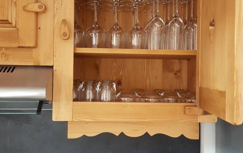 Location de vacances - Chambre d'hôtes à Cambron - Verres en cristal Rona *****