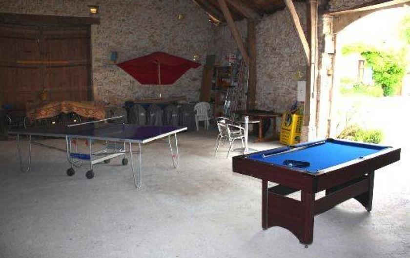Location de vacances - Gîte à Roquecor - La Grange