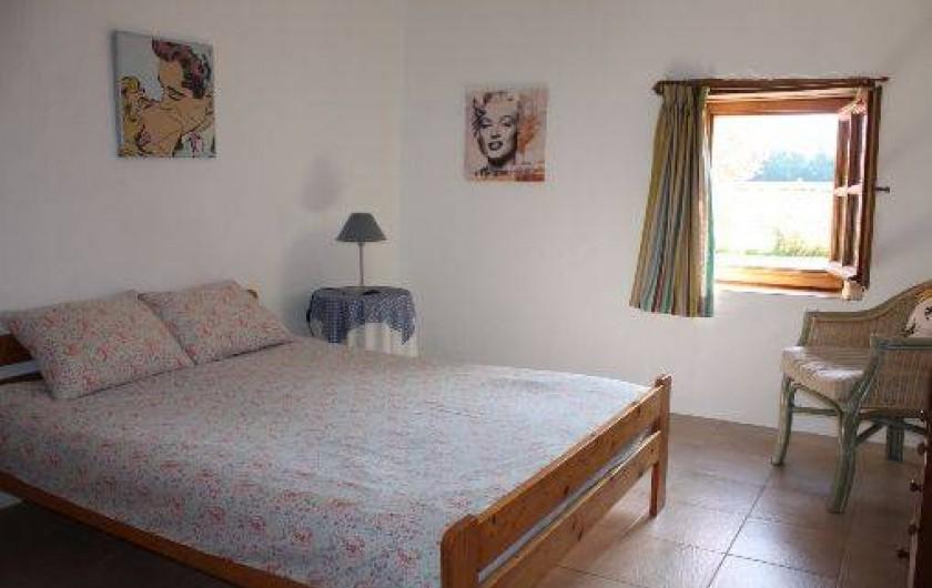 Location de vacances - Gîte à Roquecor - Chambre du Gîte Tom