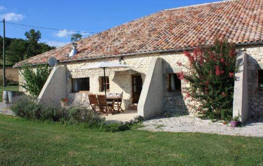 Location de vacances - Gîte à Roquecor - Le Gîte Hugo pour 4 personnes