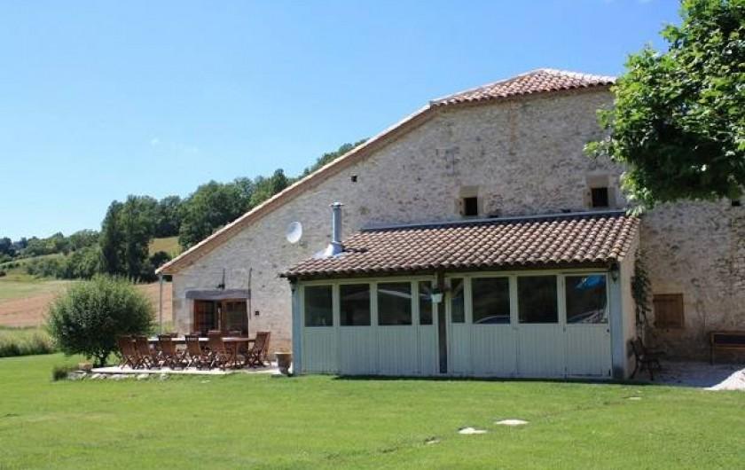 Location de vacances - Gîte à Roquecor