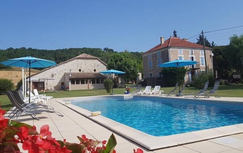 Location de vacances - Gîte à Roquecor - @gitesgrandpre sur instagram