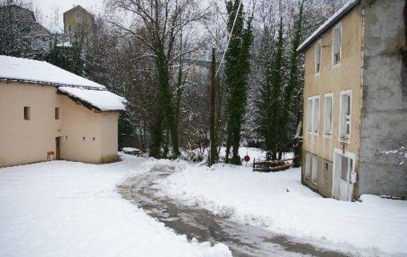Location de vacances - Moulin à Saint-Claude