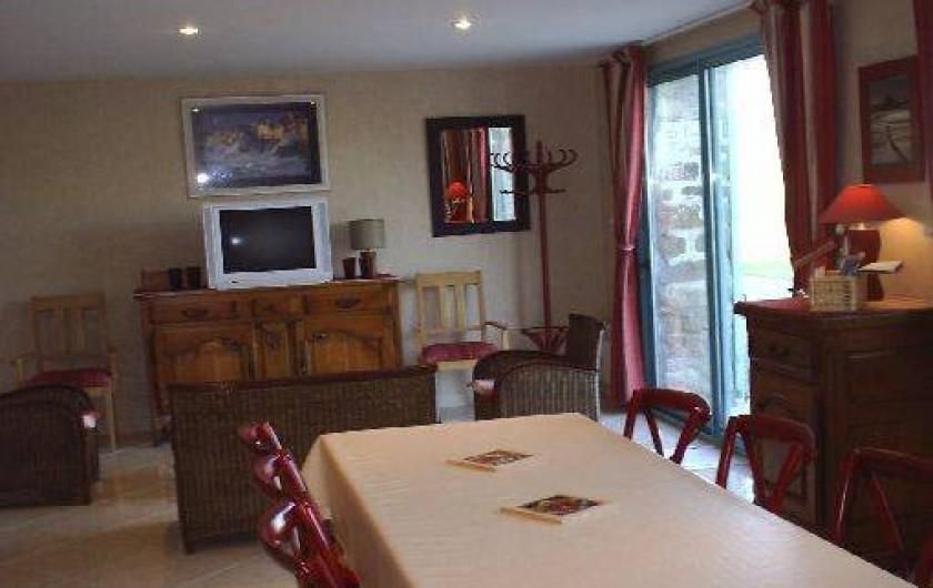 Location de vacances - Gîte à Roz-sur-Couesnon