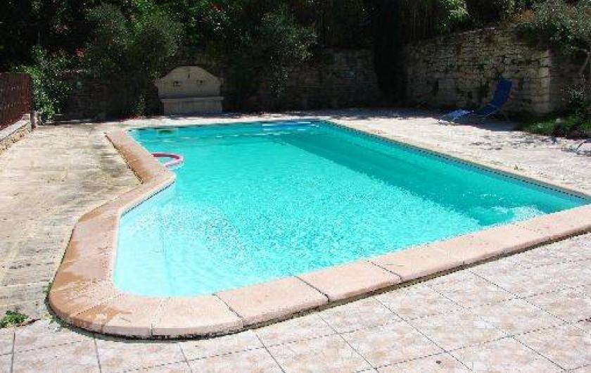 Location de vacances - Mas à Saint-Rémy-de-Provence