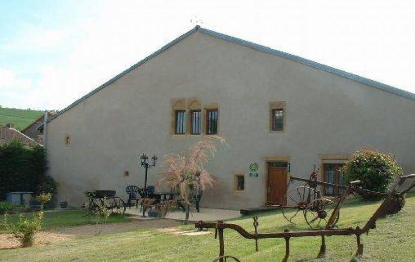 Location de vacances - Gîte à Lorry-Mardigny