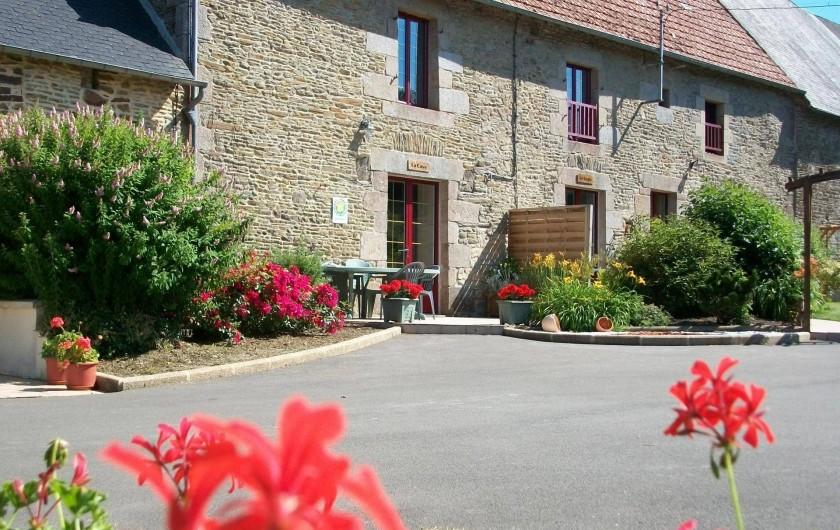 Location de vacances - Maison - Villa à Pontorson