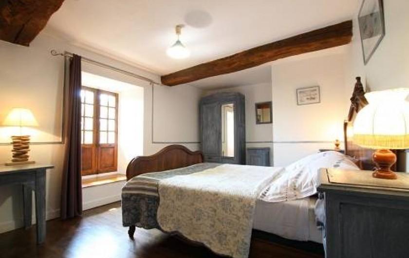Location de vacances - Maison - Villa à Pontorson - Chambre bleue