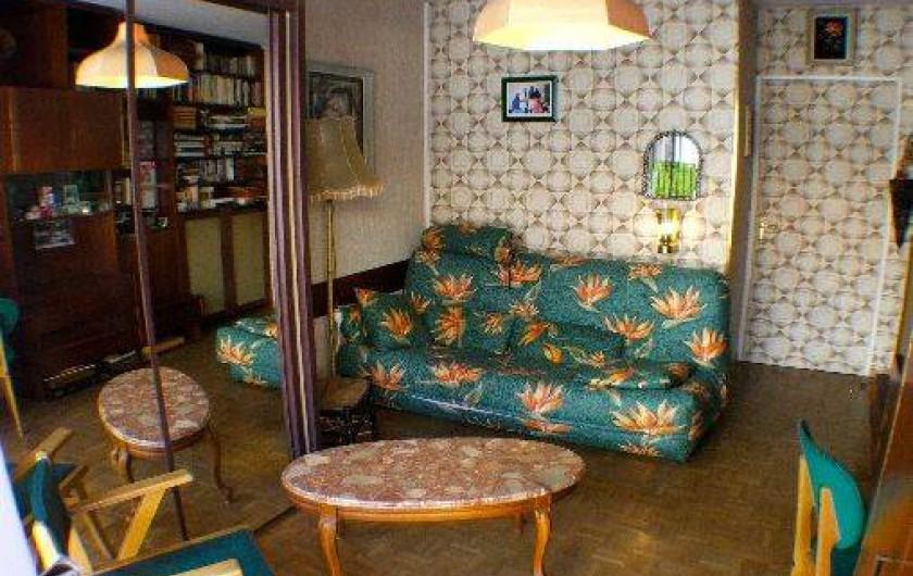 Location de vacances - Appartement à Roquebrune-Cap-Martin - chambre 2