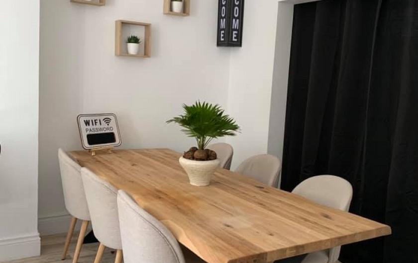 Location de vacances - Appartement à Boulogne-sur-Mer