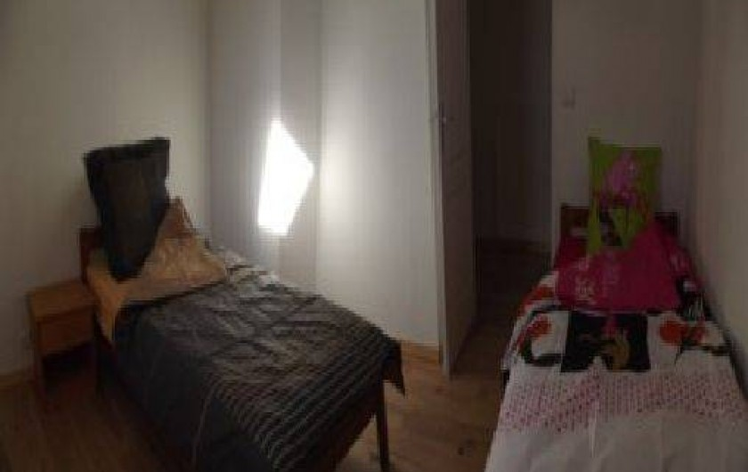 Location de vacances - Gîte à Champagnac - chambre enfant