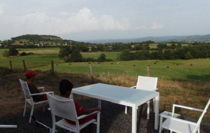 Location de vacances - Gîte à Champagnac - coin repas