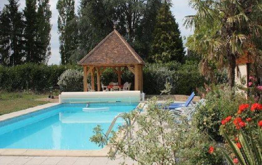 Location de vacances - Chambre d'hôtes à Fougères-sur-Bièvre