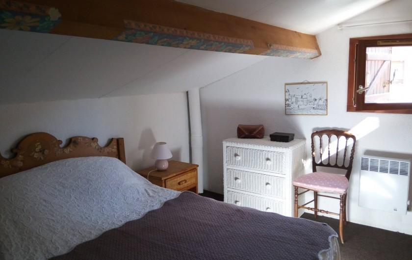 Location de vacances - Villa à Gruissan Plage - chambre 1