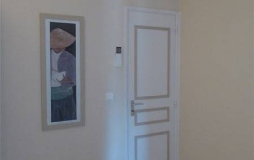 Location de vacances - Villa à Portiragnes Plage - Climatisation chambre