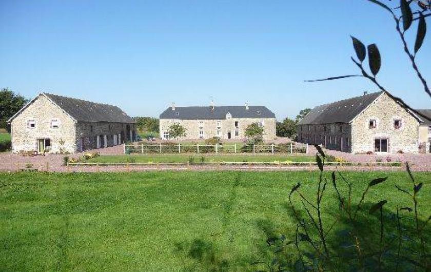 Location de vacances - Gîte à Feugères
