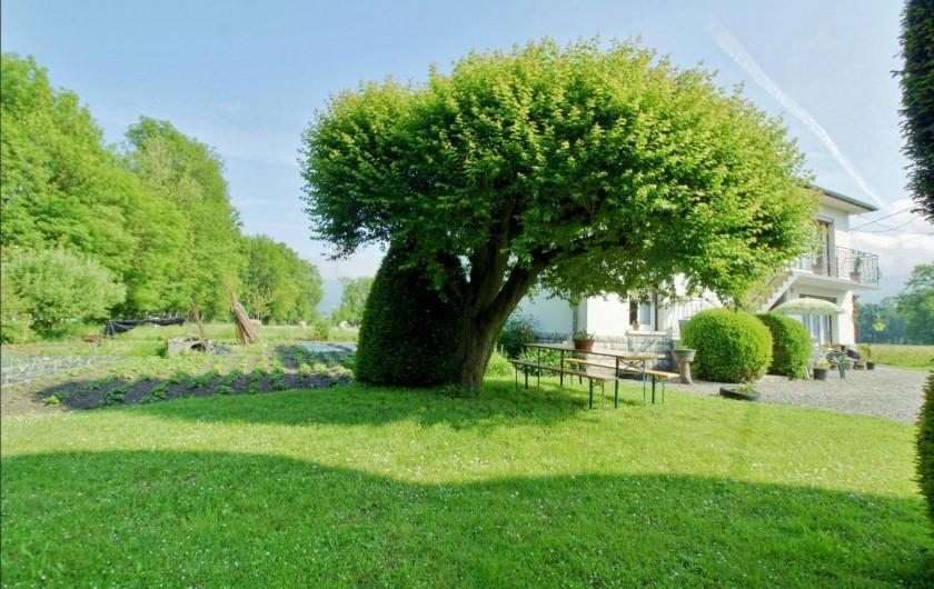 Location de vacances - Gîte à Lau-Balagnas