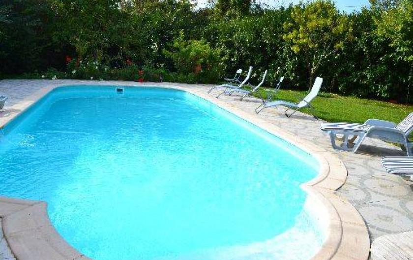 Location de vacances - Chambre d'hôtes à Saint-Crespin