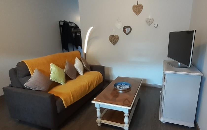 Location de vacances - Appartement à Le Mont-Dore - Salon