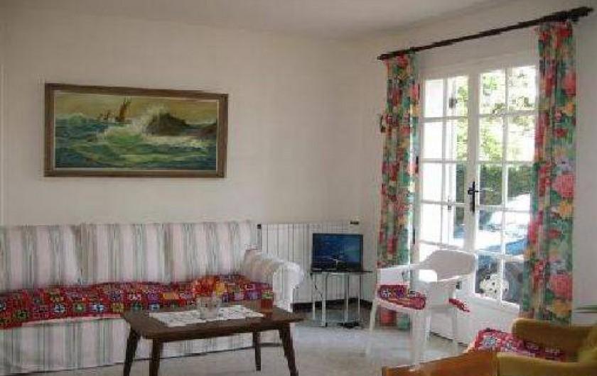 Location de vacances - Villa à Vendays-Montalivet